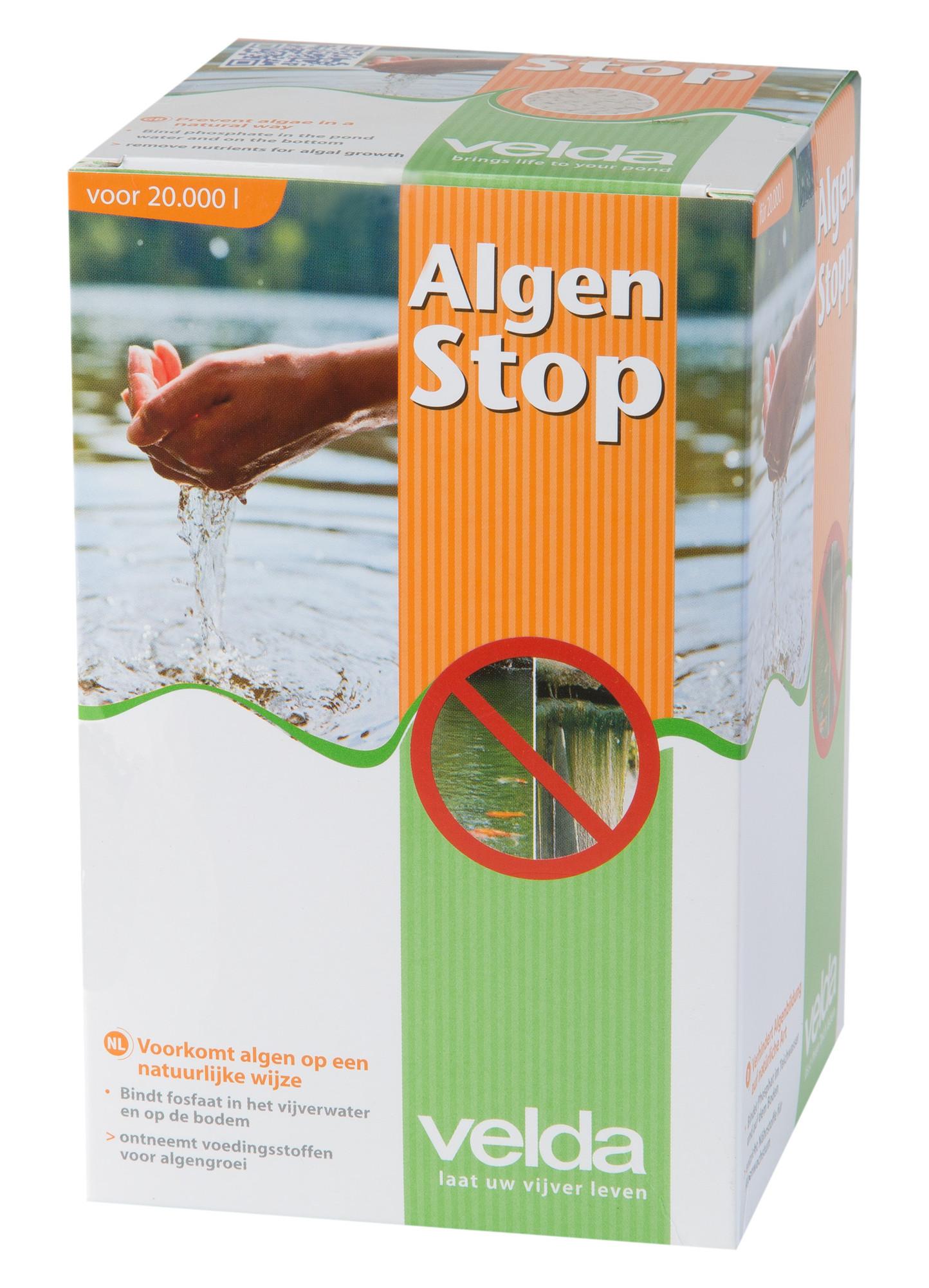Velda Algae Stop 1.000 Gram Voor 20.000 Liter Water
