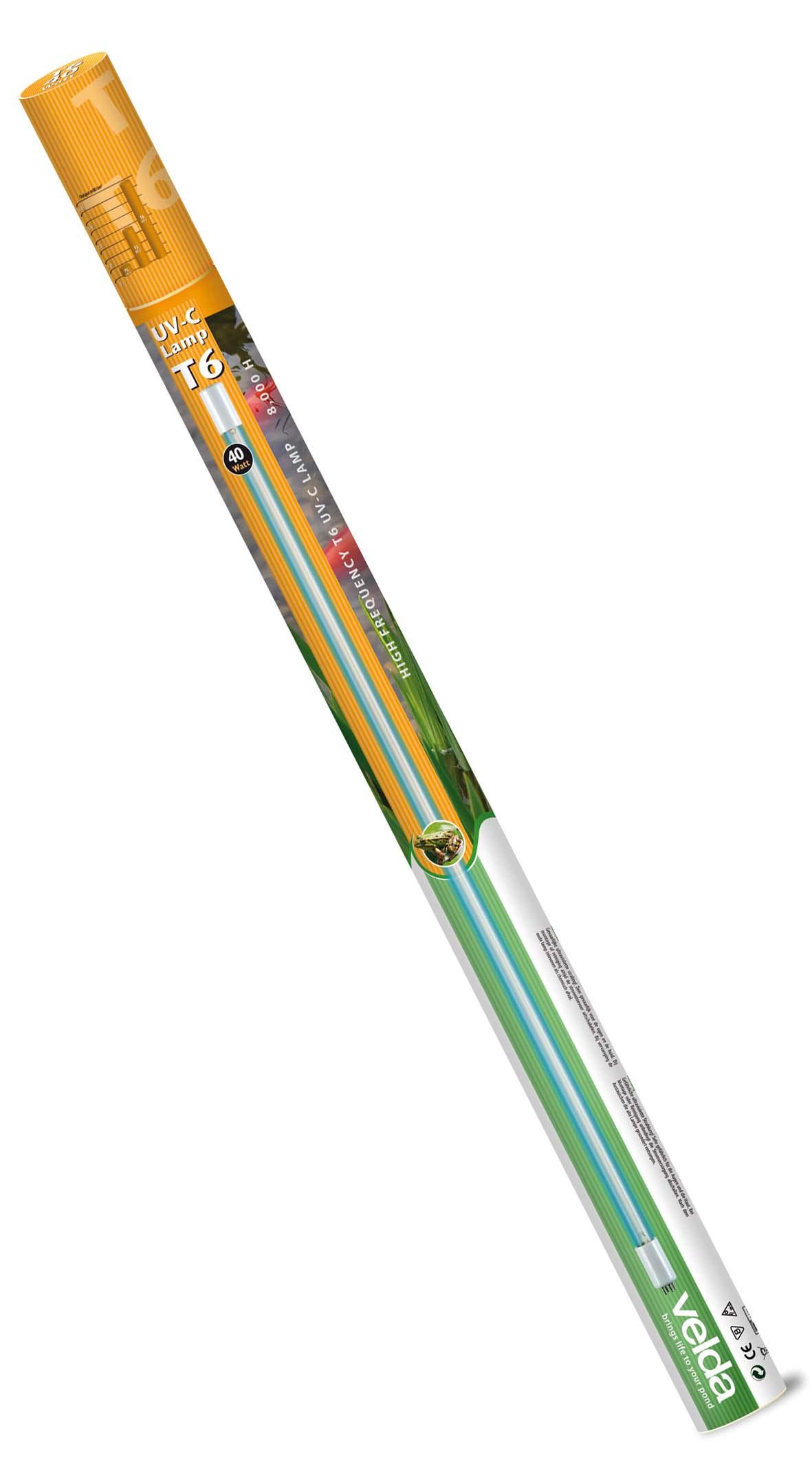 UV-C T6 Lamp 40 Watt