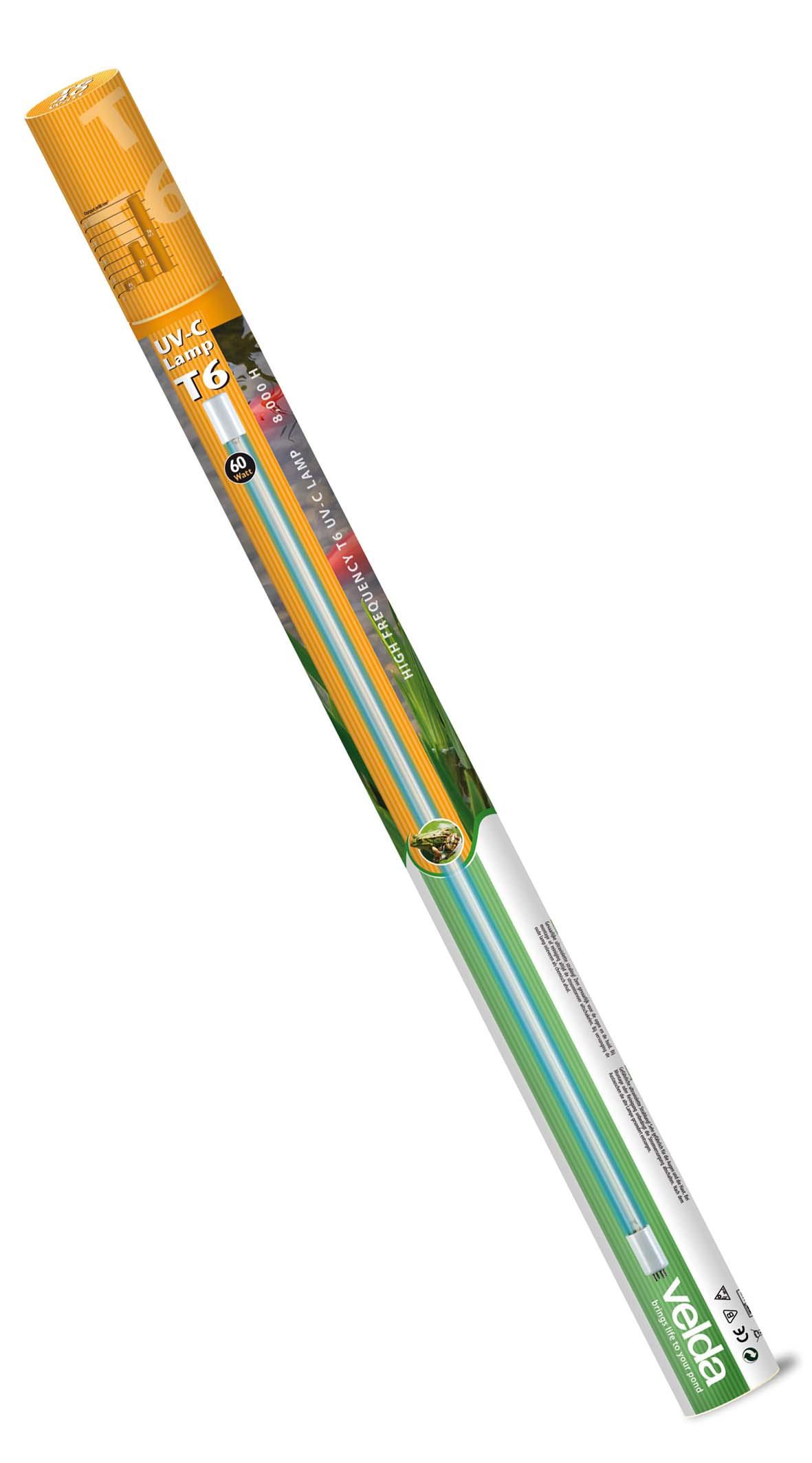 UV-C T6 Lamp 60 Watt