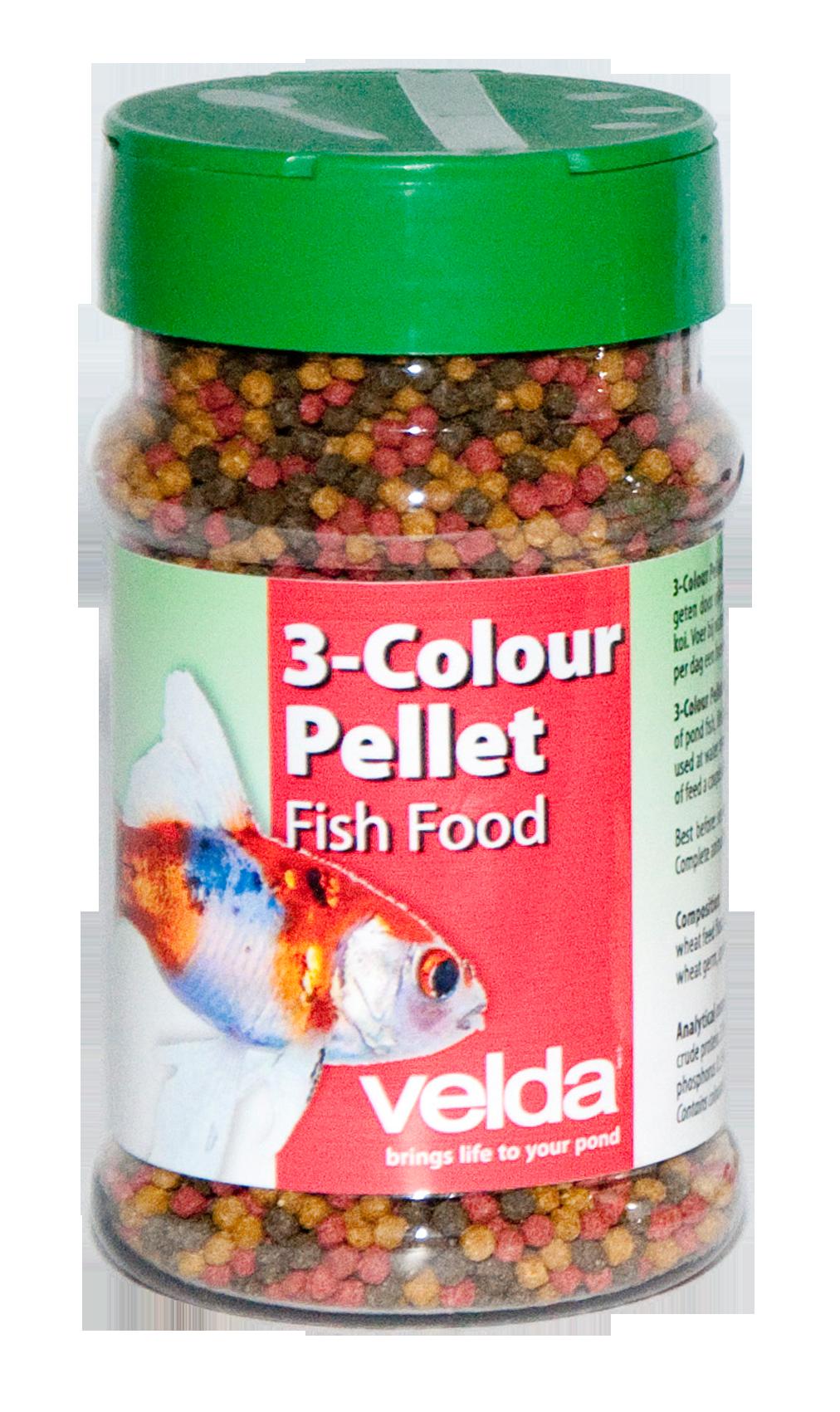 Vivelda 3-Colour Pellet 330 Ml