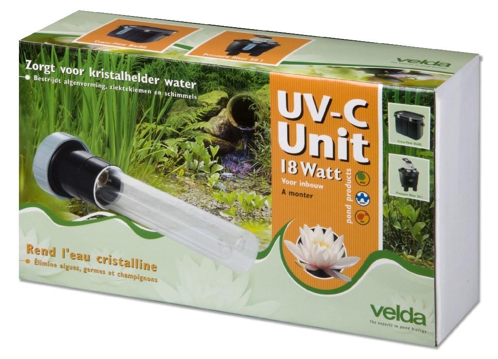 Velda UV-C Unit 18 Watt Inbouw