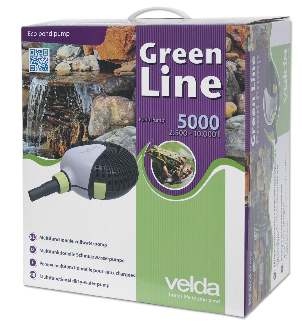 Velda Green Line 5000