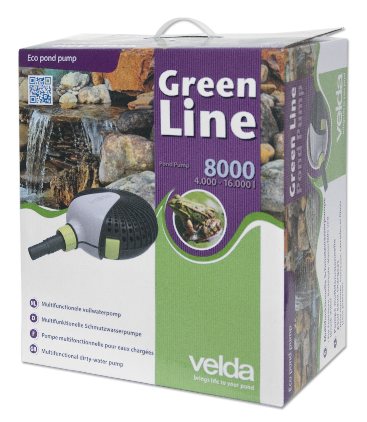 Velda Green Line 8000
