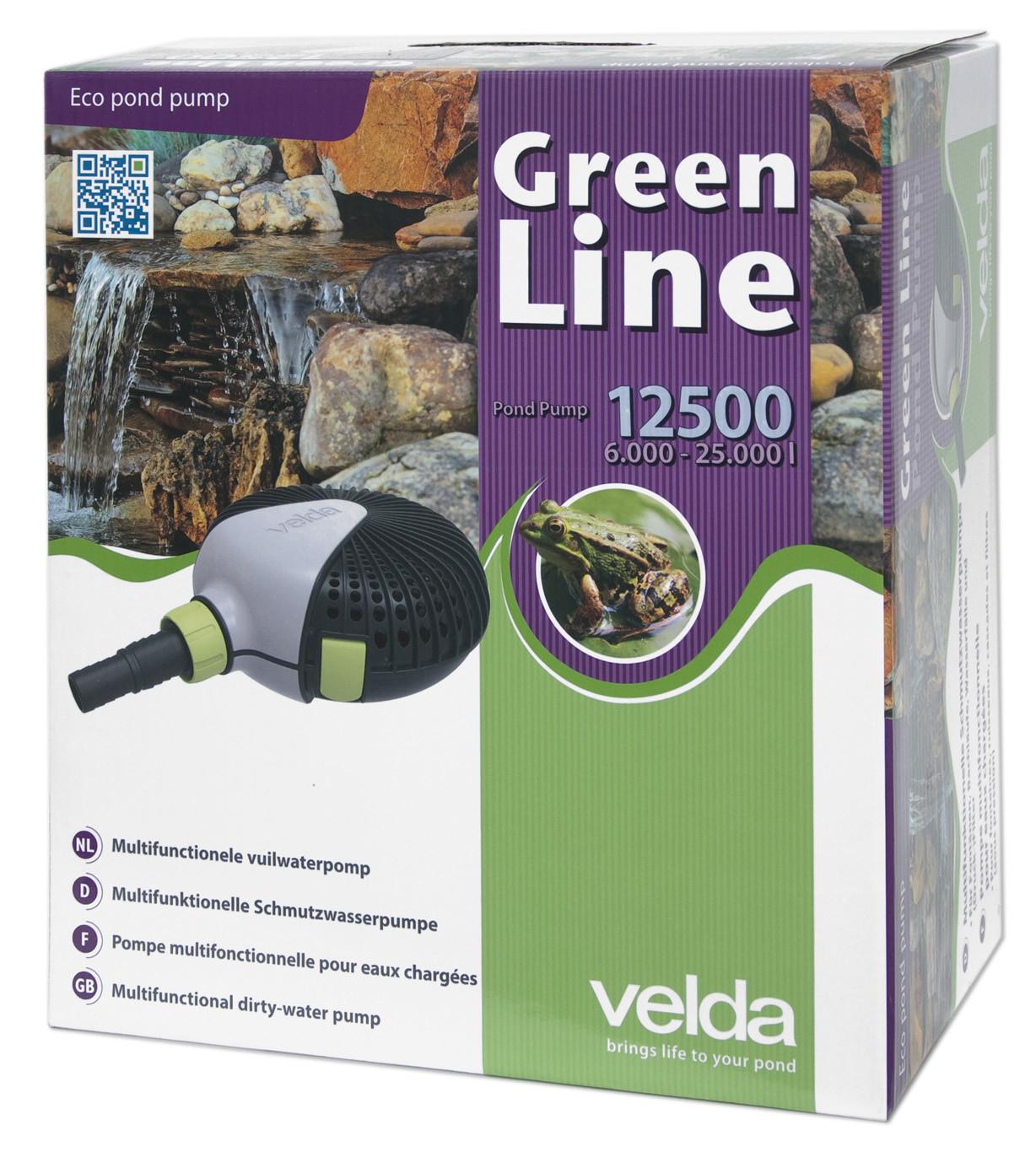 Velda Green Line 12500