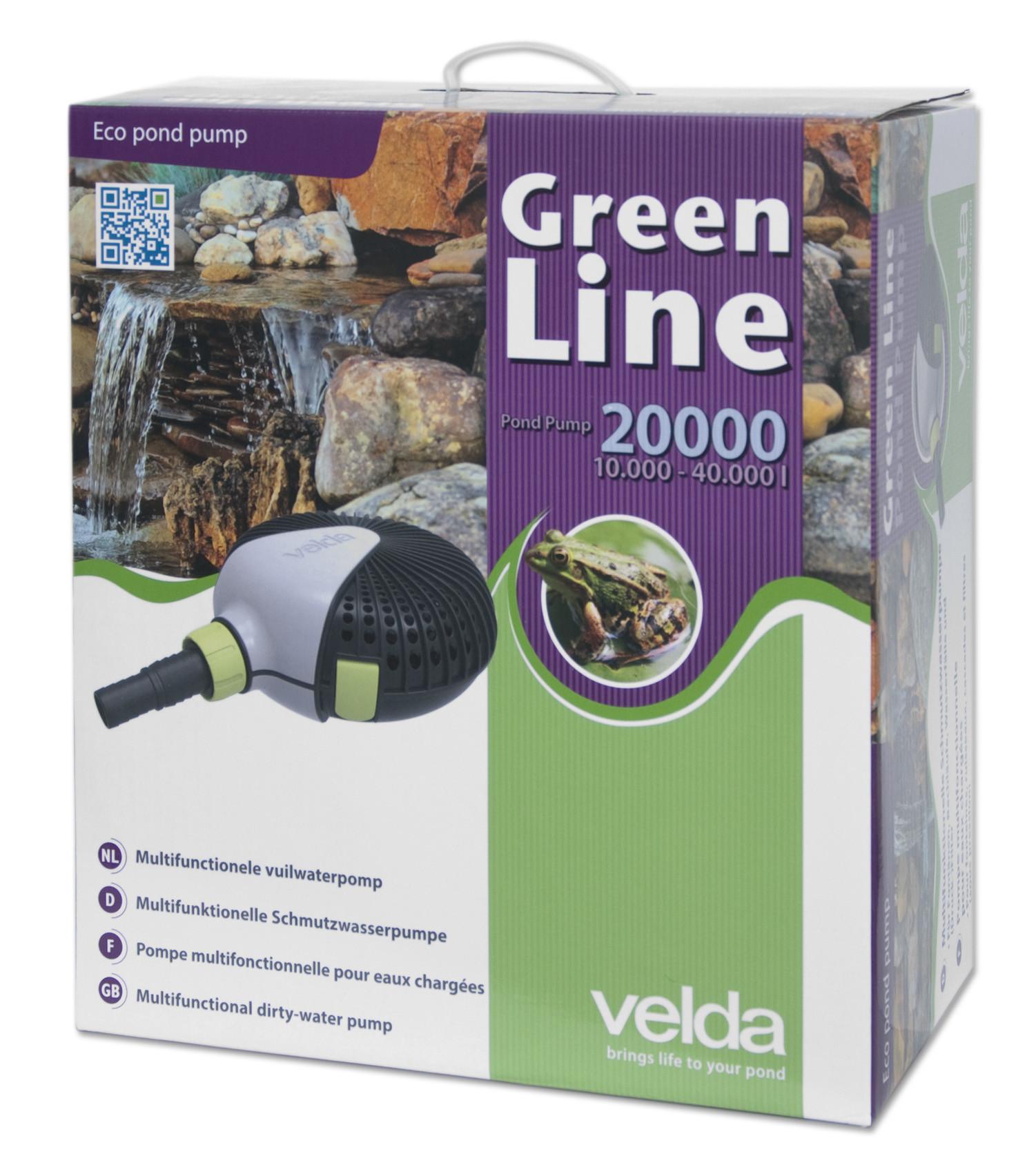 Velda Green Line 20000