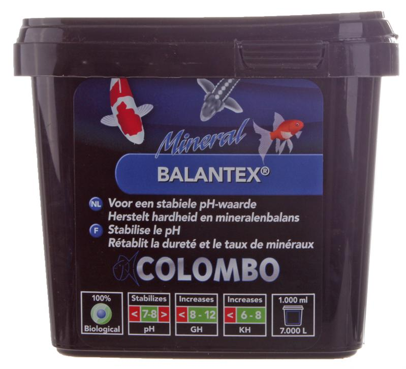 Colombo Balantex 1000 Ml Stabiliseert PH-waarde