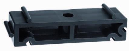 Vulblokje Voor VDL Buisklem 25mm
