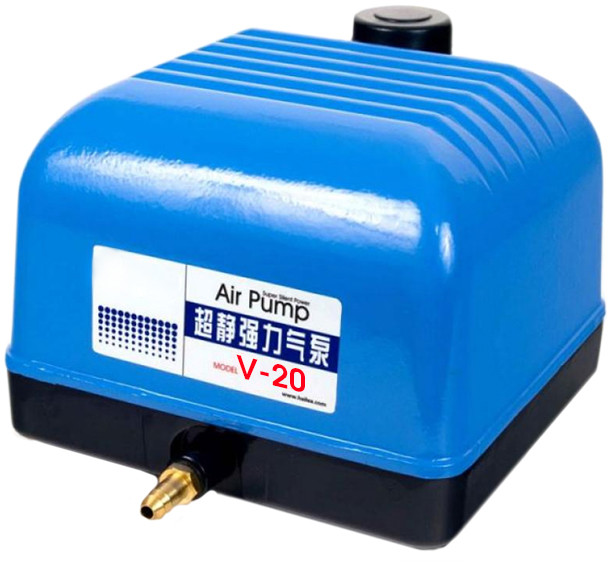 Aquaforte V-20 Luchtpomp 15 Watt