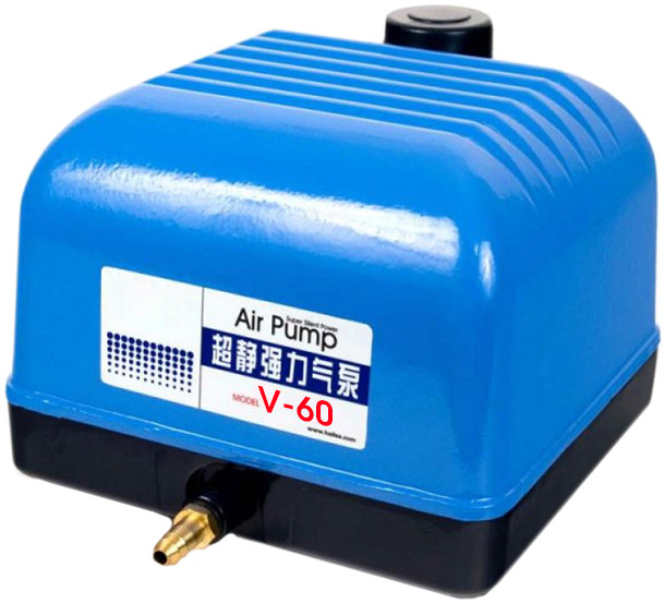 Aquaforte V-60 Luchtpomp 35 Watt