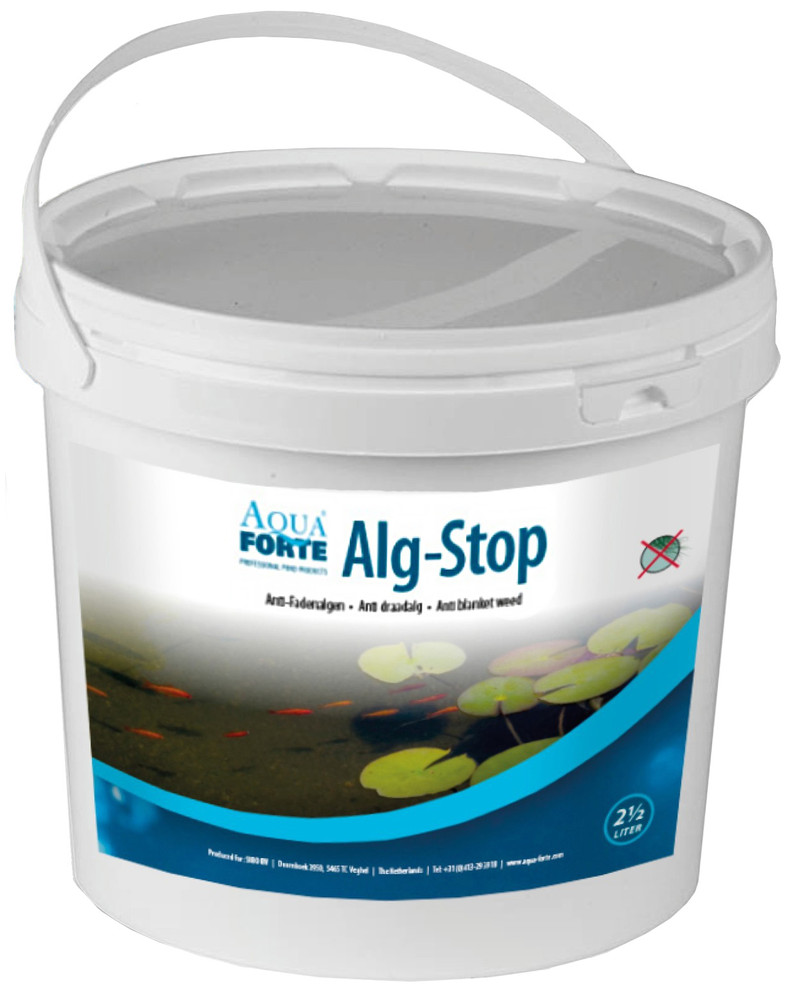 AquaForte Alg-Stop Anti Draadalg Middel 5kg