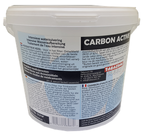 Takazumi Carbon Active 4725 Gram