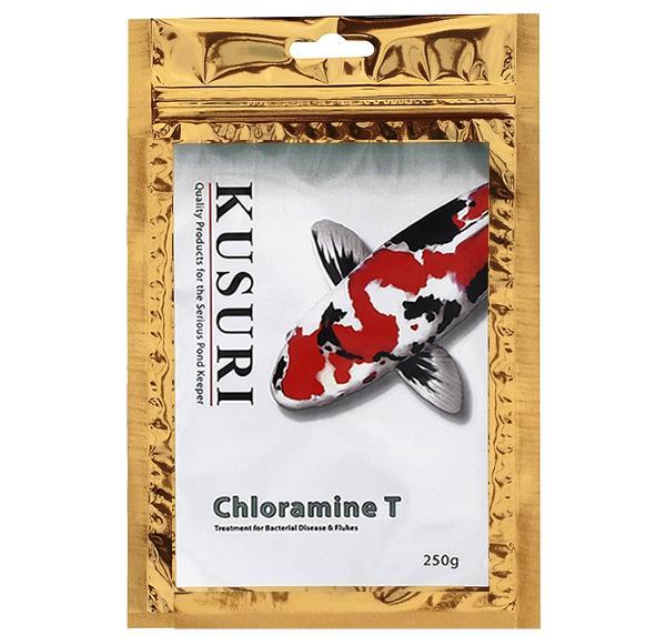 Kusuri Chloramine T Poeder 250 Gr