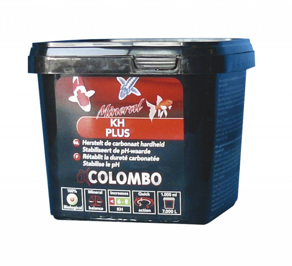 Colombo KH+ 1000 Ml Voor Helder Water