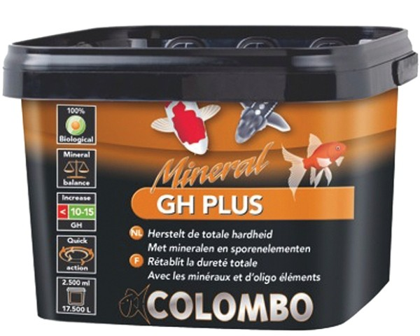 Colombo GH+ 2500 Ml Voor Helder Water