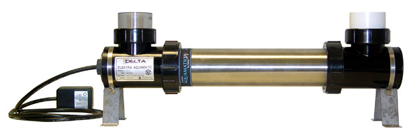 Delta UV Professionele RVS UV-C Unit 110 Watt EA-4H-40
