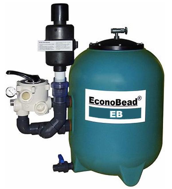 Aquaforte Econobead EB-40 Beadfilter