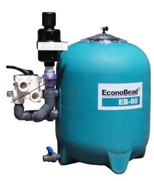 Aquaforte Econobead EB-60 Beadfilter 63mm