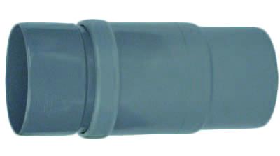 PVC Expansiestuk 2-delig Lijm 125mm Wavin