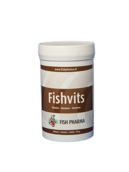 Fish Pharma FishVits 150gr (1.500 Liter)