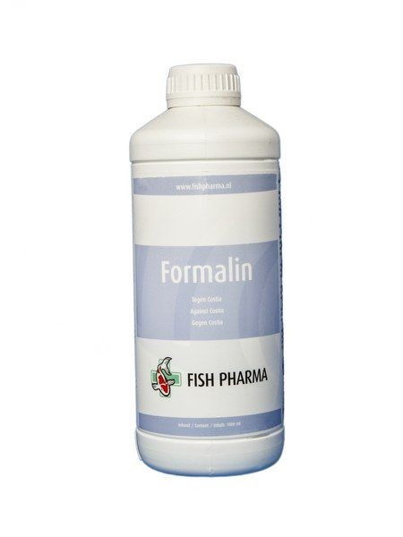Fish Pharma Formalin 1 Liter (25.000 Liter)