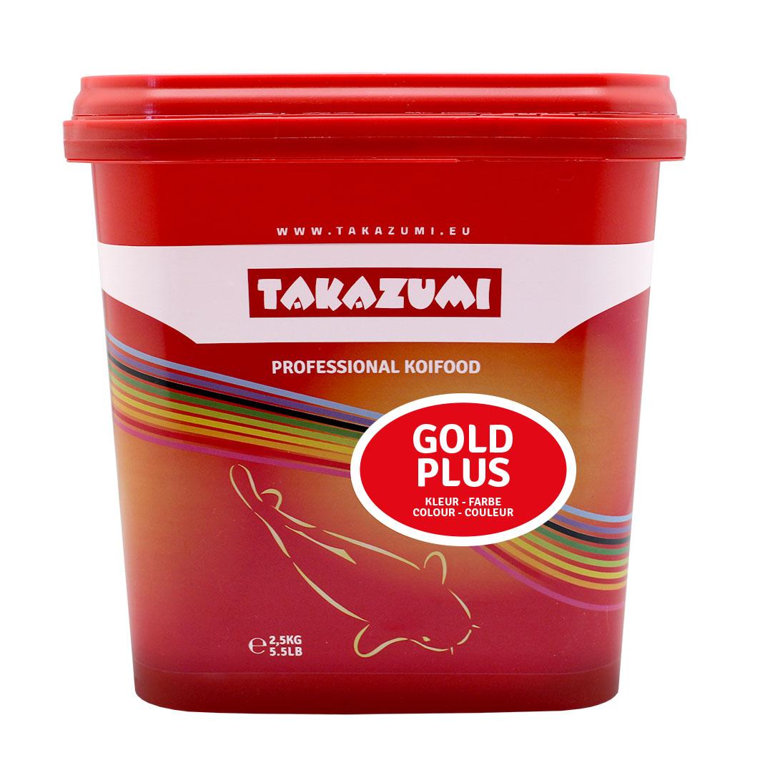 Takazumi Gold Plus 2,5kg