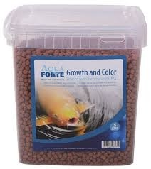 Growth & Color Drijvend Koivoer 5 Liter (6 Mm)