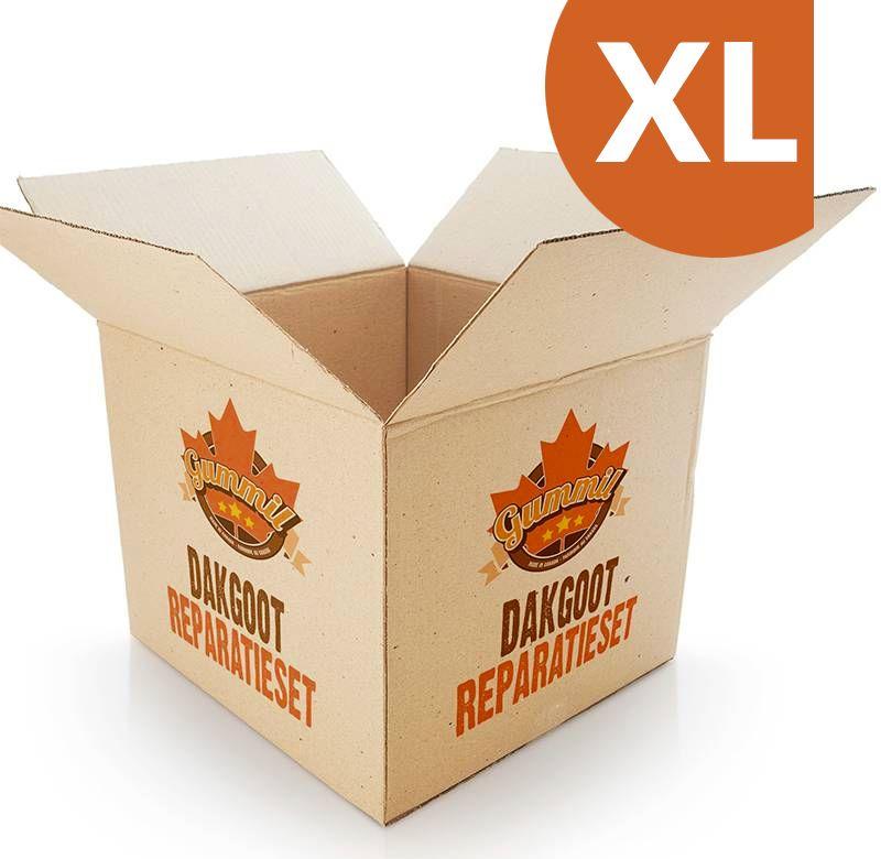 Dakgoot Reparatieset XL Gummil