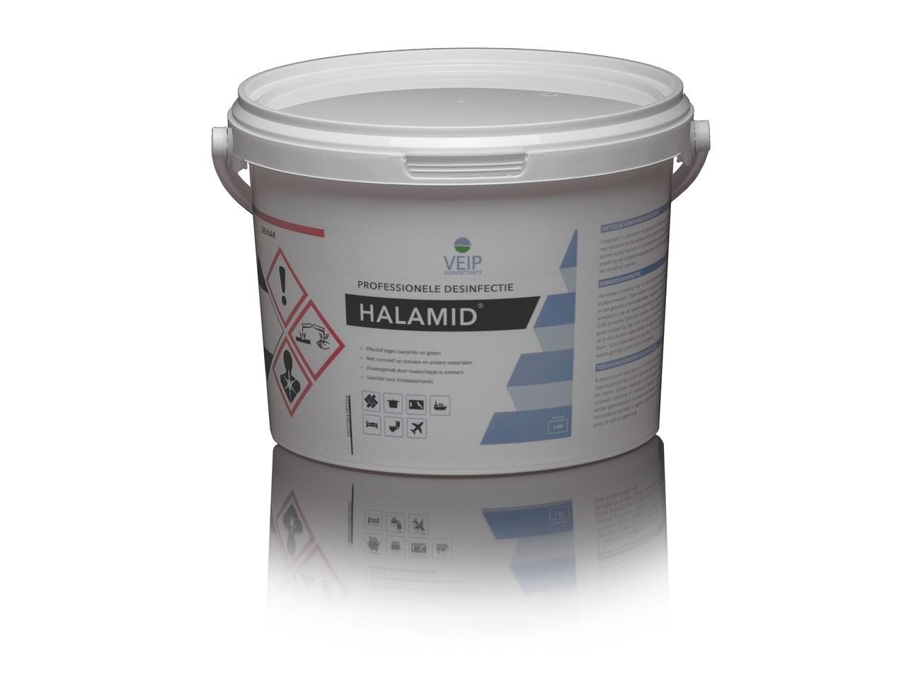 Halamid-d Vijverontsmetting 1 Kg