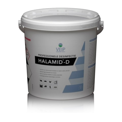 Halamid-d Vijverontsmetting 5 Kg