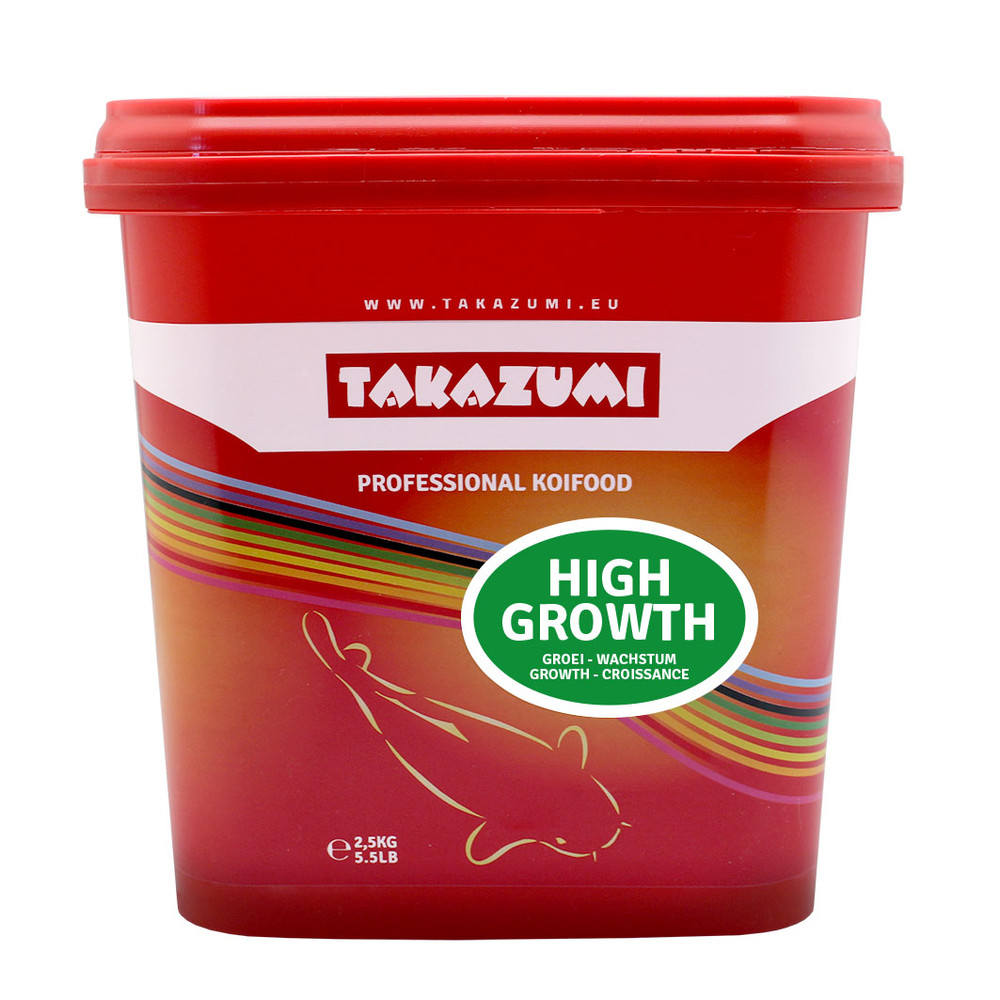 Takazumi High Growth 2,5 Kg