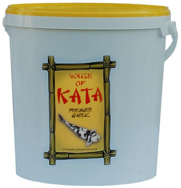 House Of Kata Premier Garlic 4.5 Mm 20 Liter