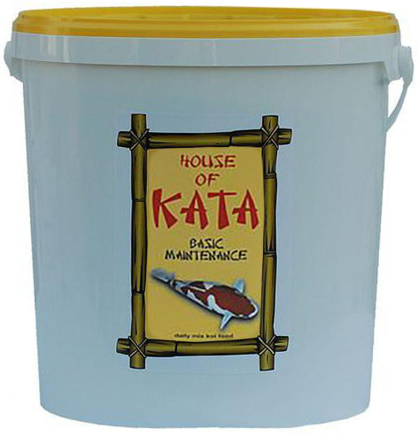 House Of Kata Basic Maintenance 4,5mm 20 Liter