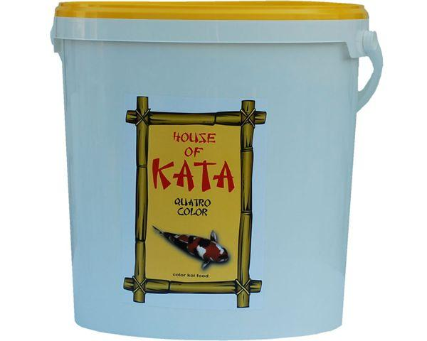 House Of Kata Quatro Color 4.5 Mm 20 Liter