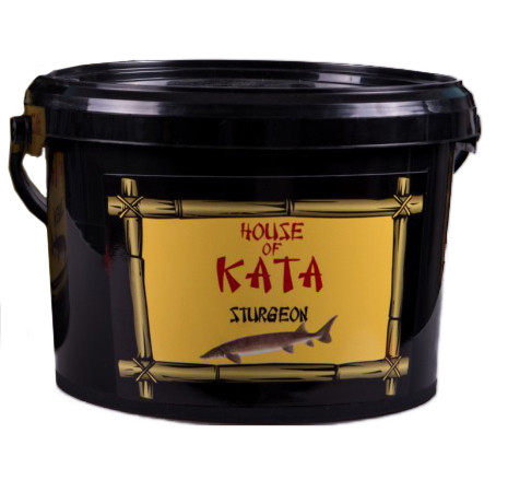 House Of Kata Sturgeon 10 Ltr