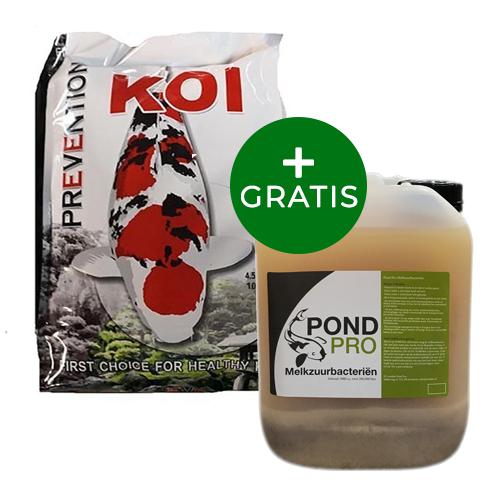 Fish Pharma Koi Prevention + GRATIS Melkzuurbacteriën