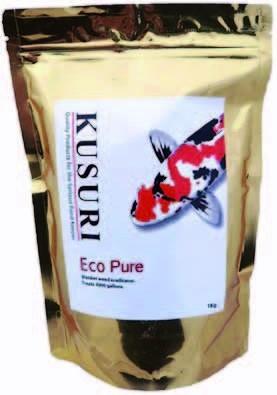 Kusuri Eco-Pure Natuurlijk Anti Draadalg Middel 3 Kg