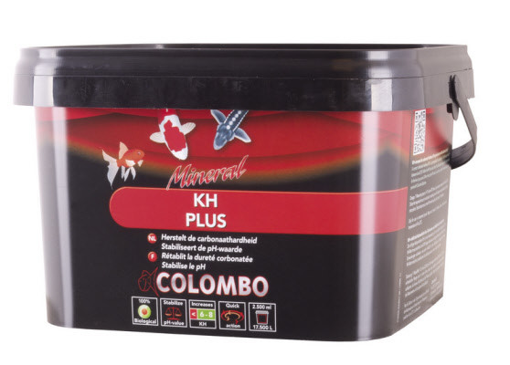Colombo KH+ 2500 Ml Voor Helder Water