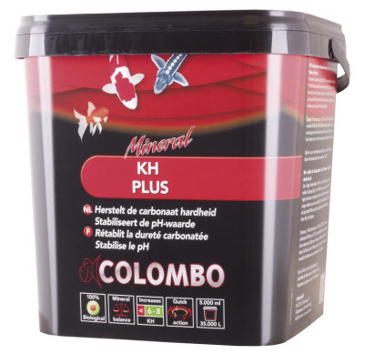 Colombo KH+ 5000 Ml Voor Helder Water