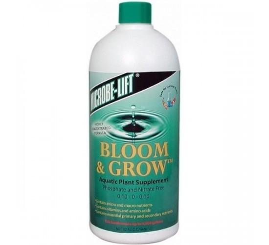 Microbe-lift Bloom & Grow Waterplanten Supplement 1 Liter