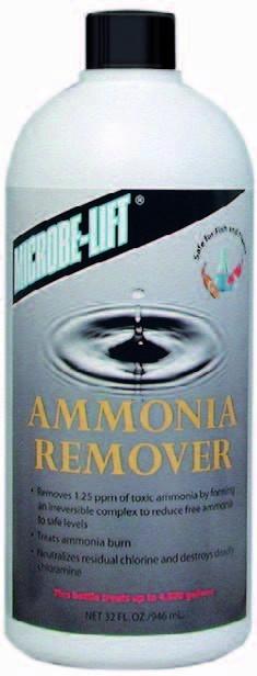 Microbe-Lift Ammonia Remover 1 Ltr