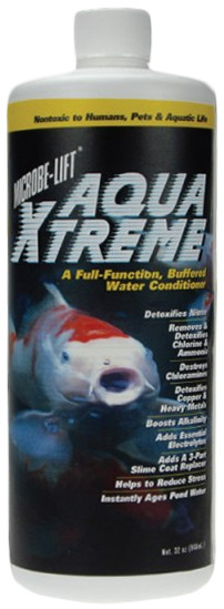 Microbe-Lift Aqua Xtreme Water Conditioner 1 Ltr