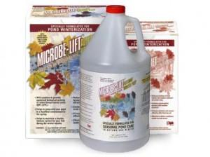 Microbe-lift Autumn Winter Prep 4L + 8 Zakjes