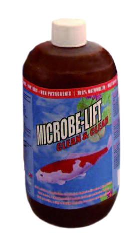 Microbe-lift Clean & Clear 0,5 Ltr