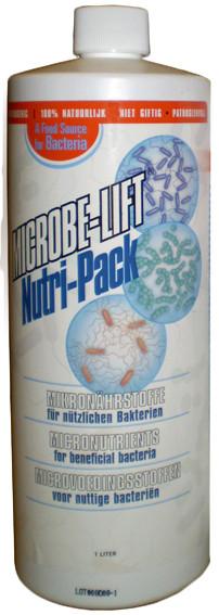 Microbe-lift Nutri-Pack 1 Ltr