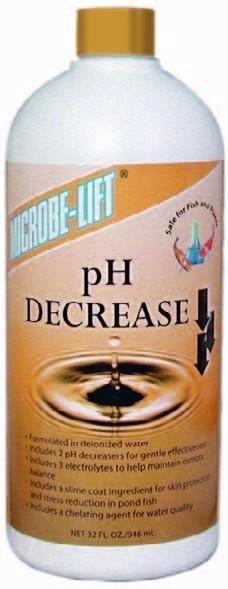 Microbe-Lift PH Decreaser (PH) 1 Ltr