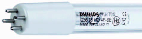UV T5 Losse Lamp 16w Philips