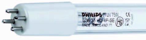 UV T5 Losse Lamp 40w Philips