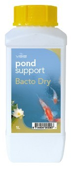 Pond Support Bacto Dry 1L
