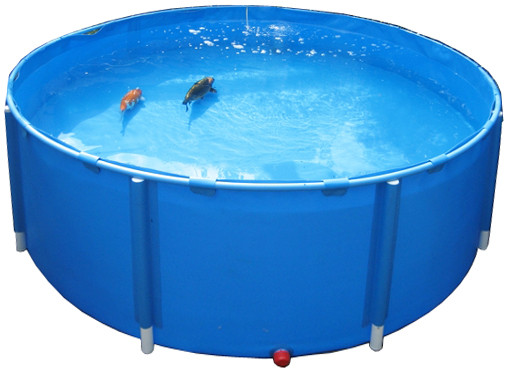 Aquaforte Quality Koivat Ø250 X 100 Cm