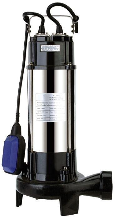 Aquaforte Versnijdende Dompelpomp Met Drijfvlotter AF1100